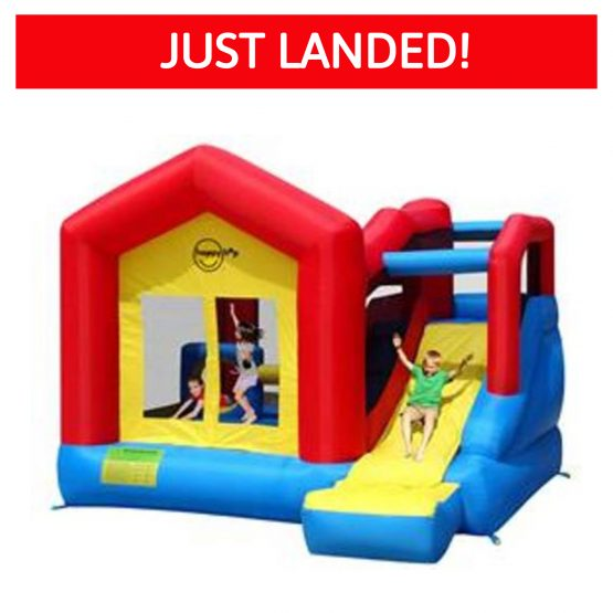 Climb & Slide Bounce House