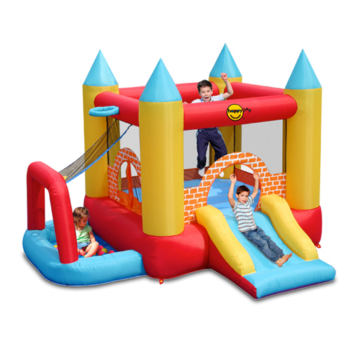 4 in 1 Play Center Jumping Castle