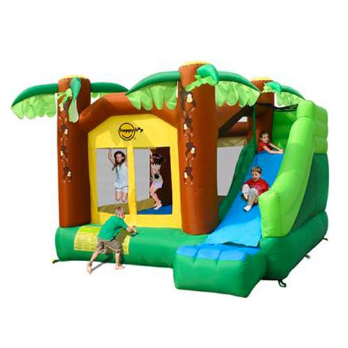 Jungle Climb & Slide Jumping Castle