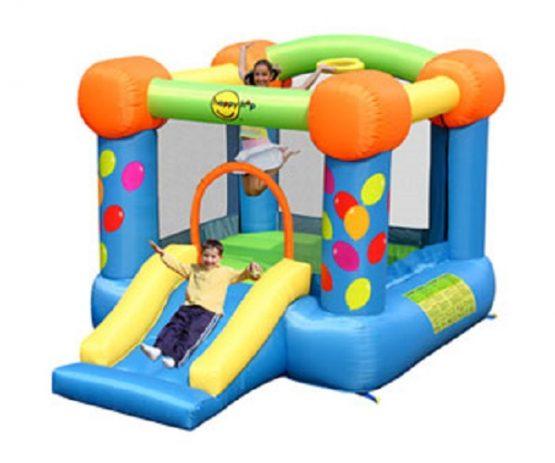 Party Slide & Hoop Bouncer