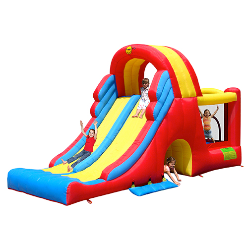 Giant Dual Slide Jumping Castle