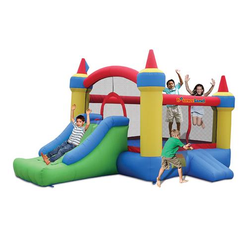 Mega Castle with Slide