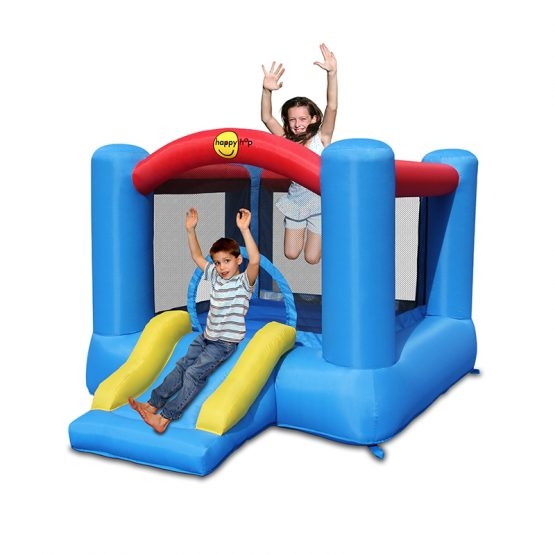 Slide and Hoop Bouncer