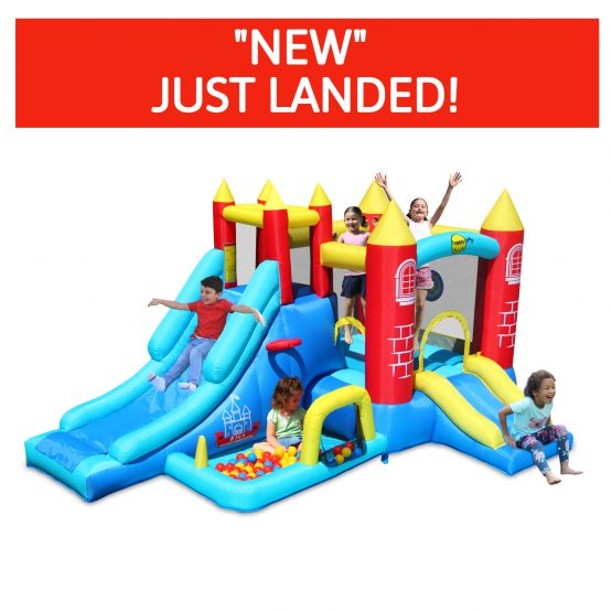 8 in 1 Jumping Castle